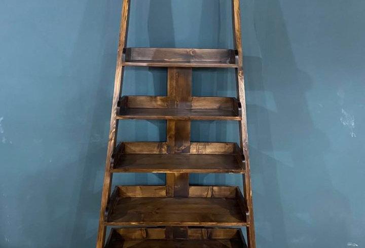 Ladder Shelf - 104