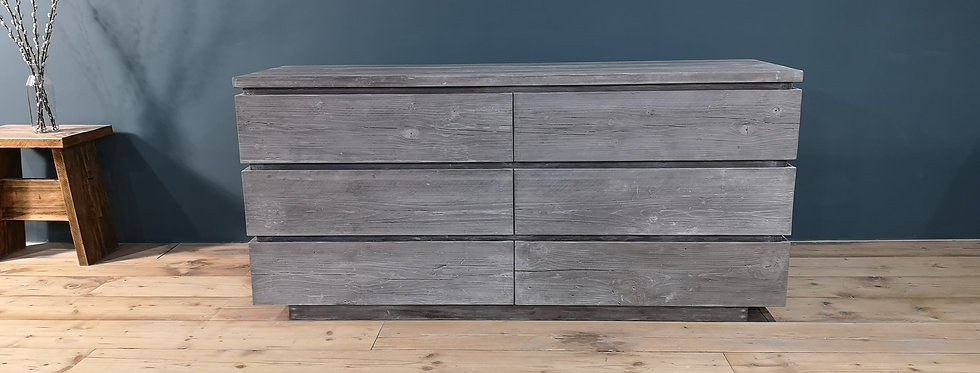 Chest of Drawers - Gray