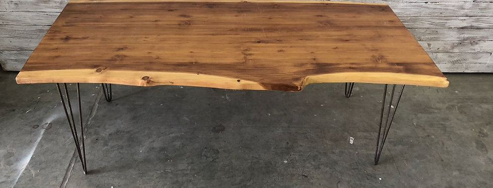 Live Edge Look Table