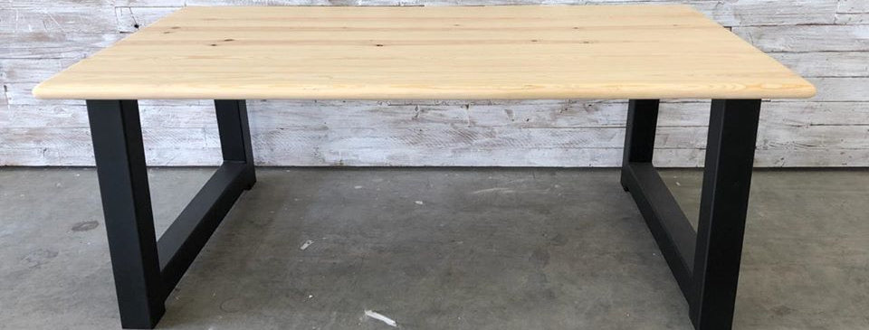 Industrial Dining Table - 102