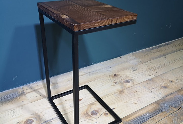 Industrial Side Table -101