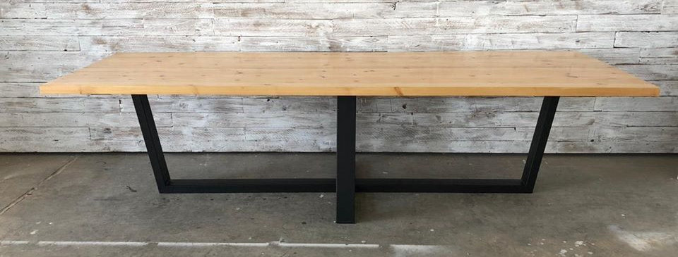 Industrial Dining Table - 101