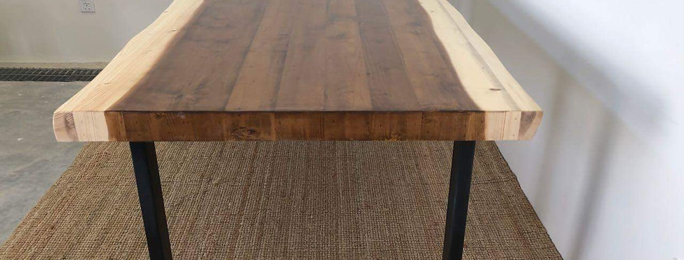 Live Edge Look Table - 102