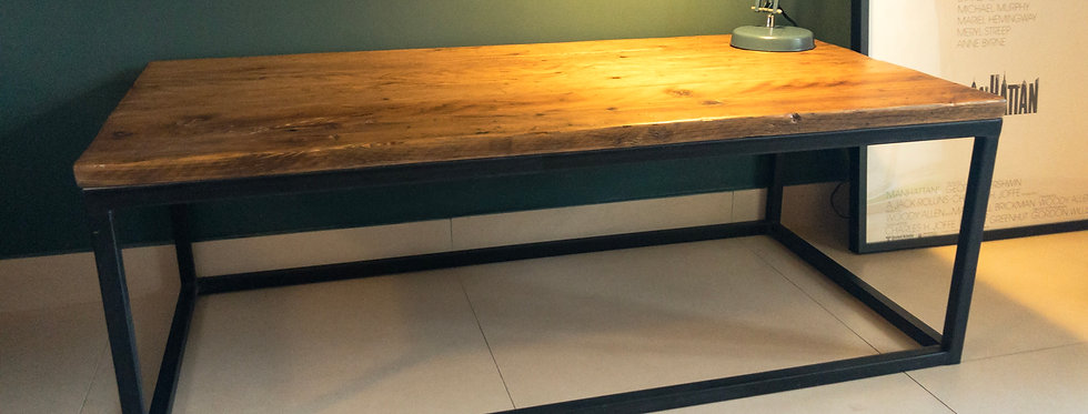 Industrial Coffee Table - 102