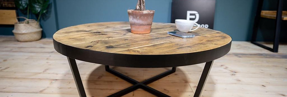 Industrial Coffee Table - 104
