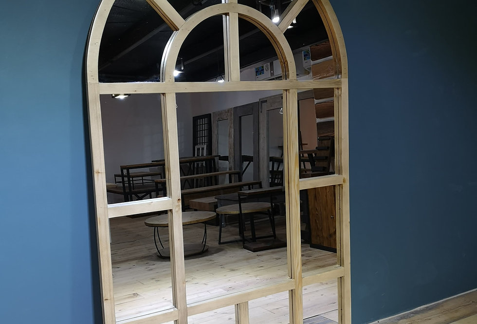 Arch Window Mirror - 104