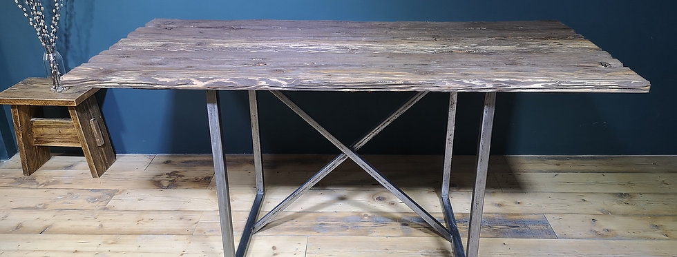 Driftwood Bar Table