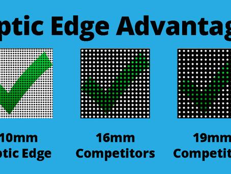 The Optic Edge 3-in-1 LED Advantage