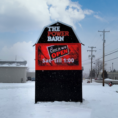 Power Barn