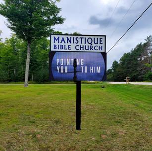 Manistique Bible Church