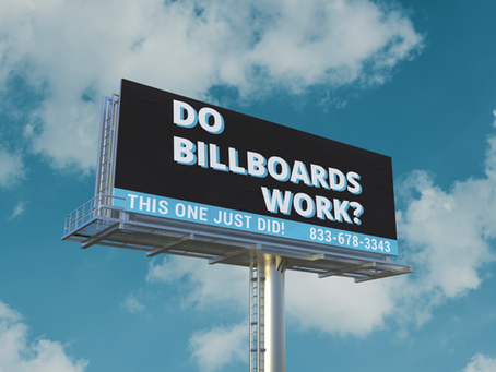 Billboards - the Flexible way to Advertise