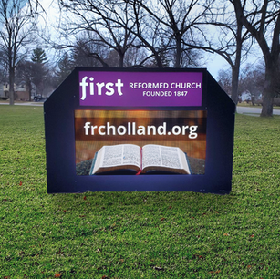 First Reformed Holland