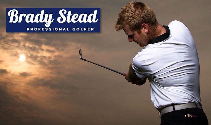Brady Stead Professional Golfer