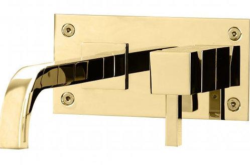 BOX 008 square mässing