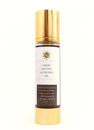 Chebe Infused Ayurvedic Oil