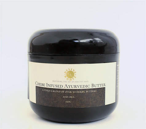 Chebe Infused Ayurvedic Butter