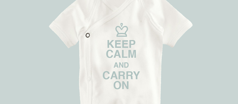Keep Calm and Carry On (Fundamentals of Business #7)