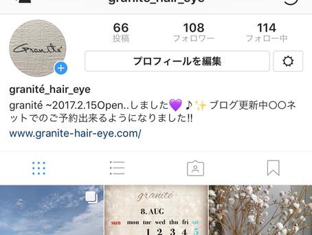 Instagram○○○
