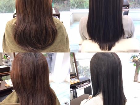 髪質改善「チューニング」
