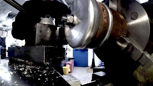 VARJO Metal spinning v1