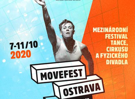 MOVE Fest rozhýbe Ostravu na podzim
