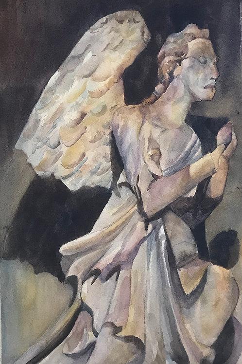 Siena Praying Angel