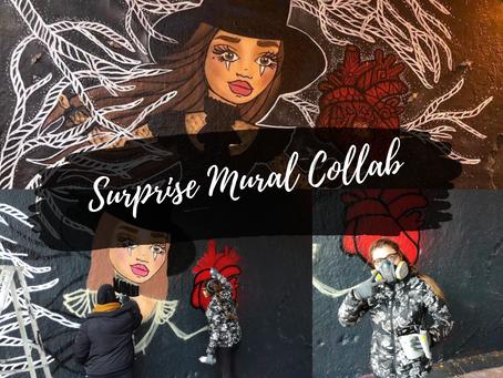 Surprise Mural Collab