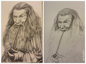 Wise Gandalf