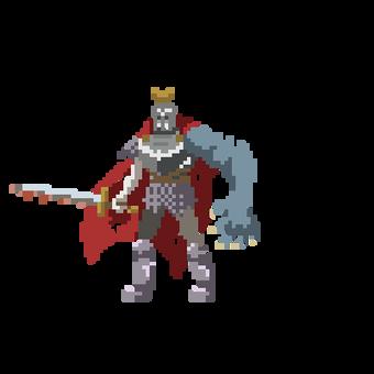 BBA - Chimera Knight Character Design