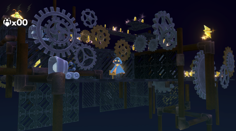 Flicker Fortress - Gameplay 02
