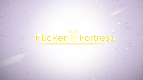 Trailer for Flicker Fortress Game