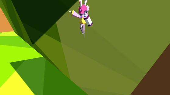 Vrsus GuARdian Charcter Animation Test Footage - 1