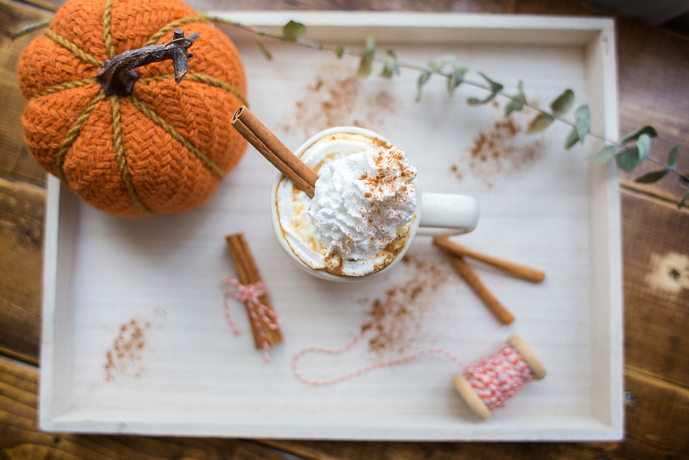 Dairy Free Pumpkin Spice Latte Easy DIY Recipe