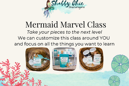 Mermaid Marvel Class