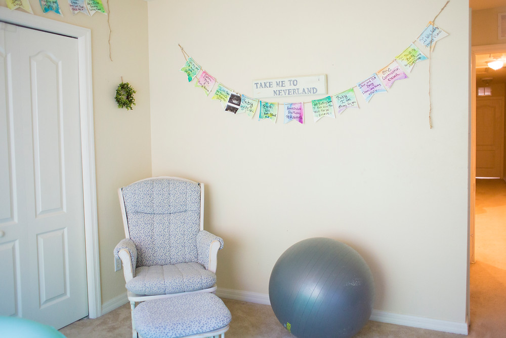 Creating a cozy and relaxing home birth space