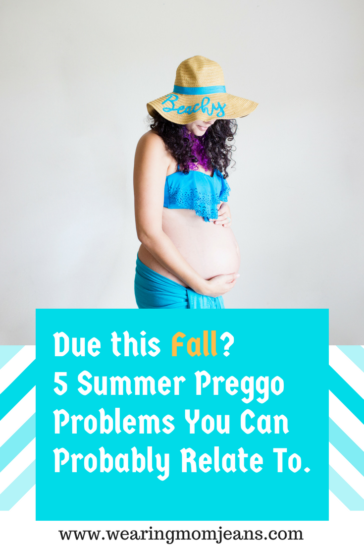 Having A Fall Baby? Summer Pregnancy Problems !