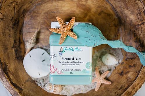 Mermaid Tail Mermaid Paint