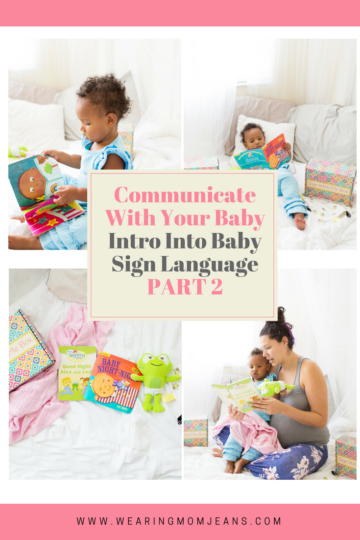 How to teach your baby to sign