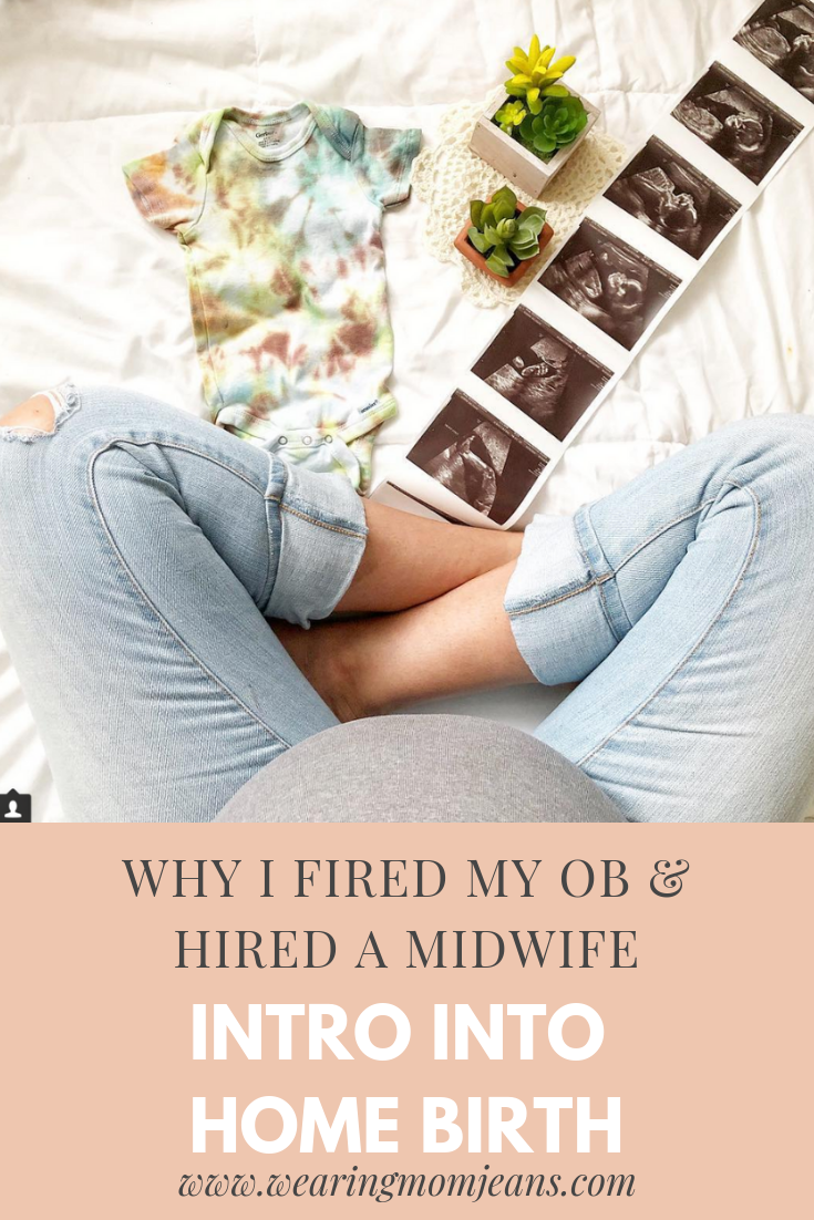 Why I Fired My OB & Hired A Midwife | Intro Into Homebirth
