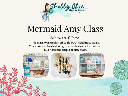 Mermaid Amy Class