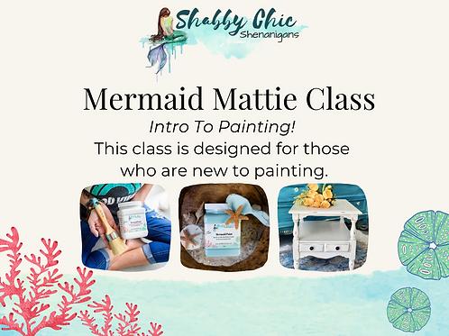 Mermaid Mattie Class
