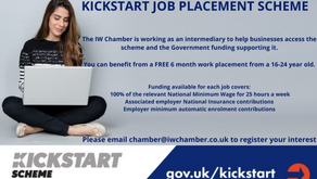 Kickstart - work placements for 16-24 year olds