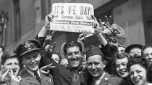 VE day - Friday 8 May