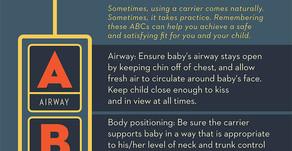 Quick Babywearing Safety Reminders
