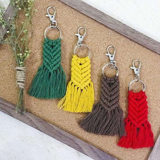 Small Macramé Ornament