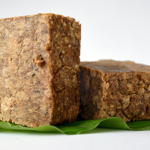 African Black Soap w/Shea Butter