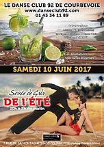 Gala - Danse Club 92 de Courbevoie