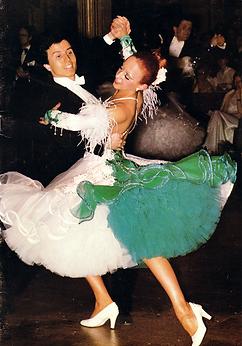 Michel Aufrère & Odile Auxenfants - Danse Club 92 de Courbevoie