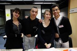 NDE 2014 - bénévoles