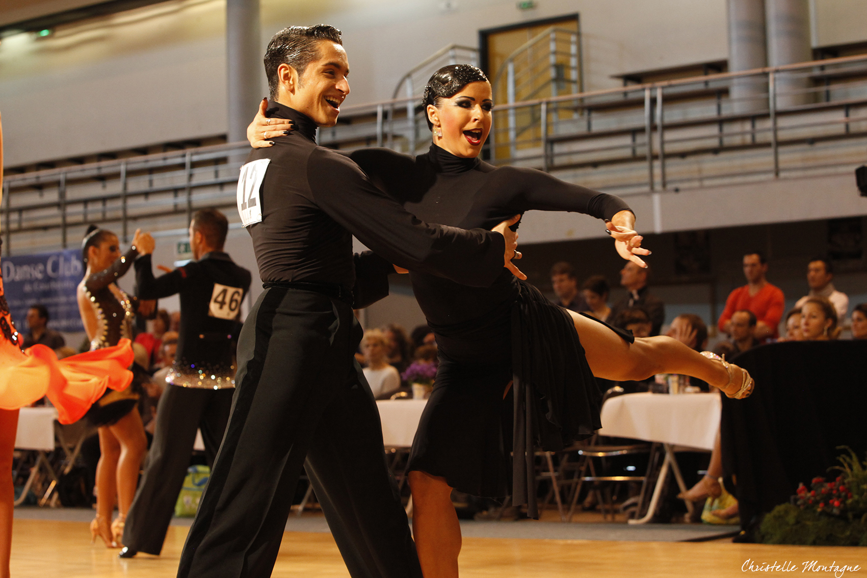 NDE 2014 - Grand Prix International
